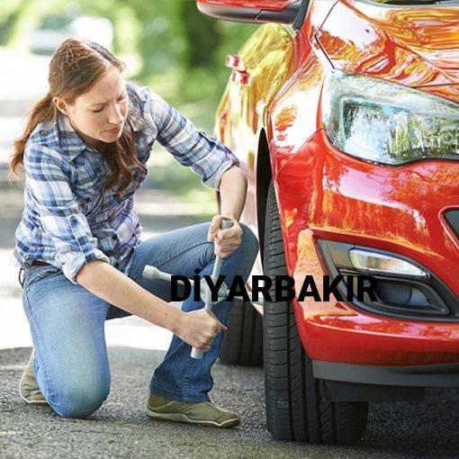 Diyarbakır Lastik Yol Yardım