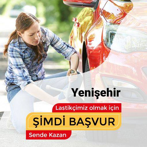 Yenişehir Lastik Yol Yardım