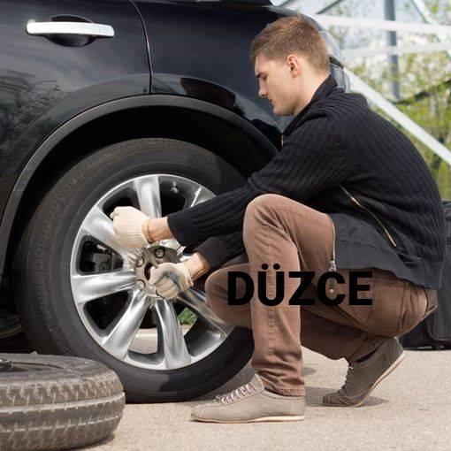 Düzce Lastik Yol Yardım