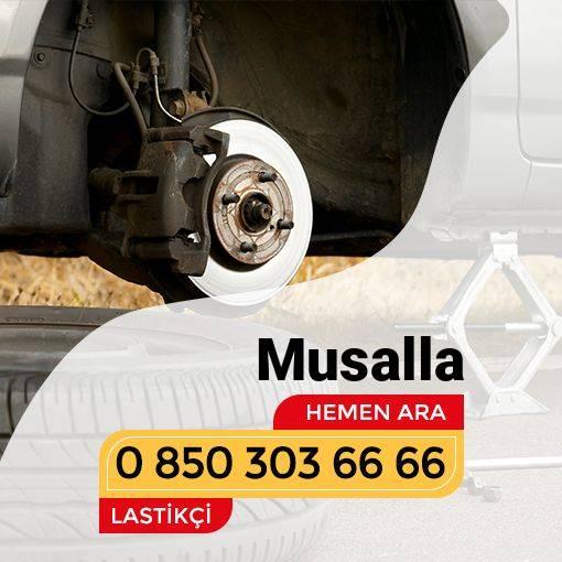 Musalla Lastikçi