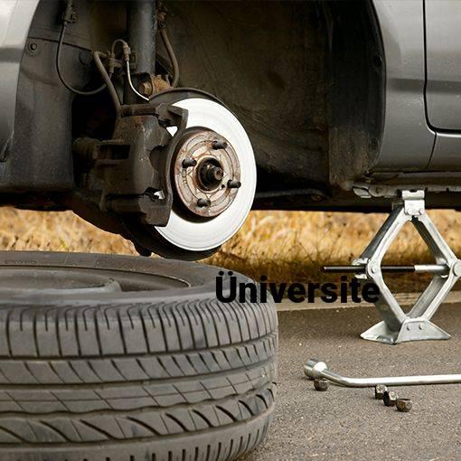 Üniversite Oto Lastikçi