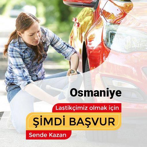 Osmaniye Lastik Yol Yardım