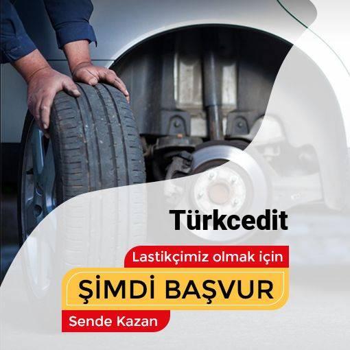 Türkcedit Açık Lastikçi