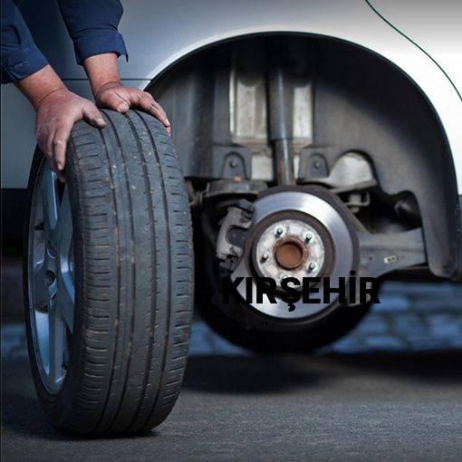 Kırşehir Lastik Yol Yardım