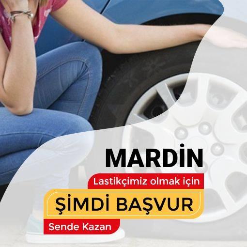 Mardin 24 Saat Açık Lastikçi